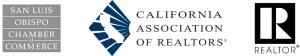 REALTOR® - CAR - San Luis Obispo Chamber of Commerce logos