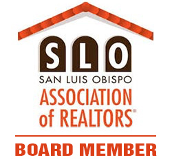 San Luis Obispo Association of Realtors® Board Member