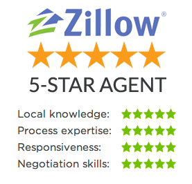Amy Daane - Zillow 5 -Star Agent
