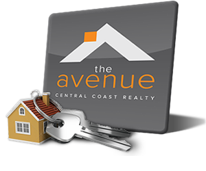 The Avenue Central Coast Realty Logo and Home - About Us