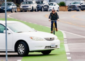 SLO Traffic and bike safety upgrades