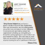 Testimonial for Amy Daane 2021
