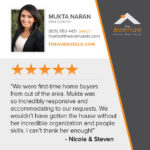 Testimonial for Mukta Naran