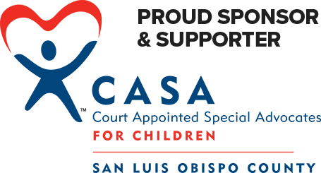 CASA of San Luis Obispo, proud sponsor and supporter - The Avenue Central Coast Realty