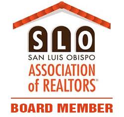 San Luis Obispo Association of Realtors® Board Member