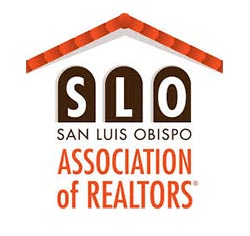 SLO Association Realtors logo-Amy Daane