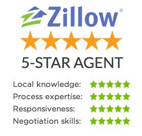 Amy Daane - Zillow 5 -Star Agent