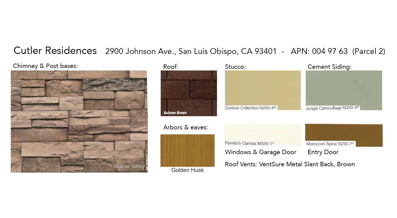 Custom Homes in San Luis Obispo