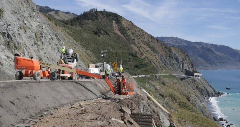 Highway 1 reopens at Paul's Slide, widening access to Big Sur