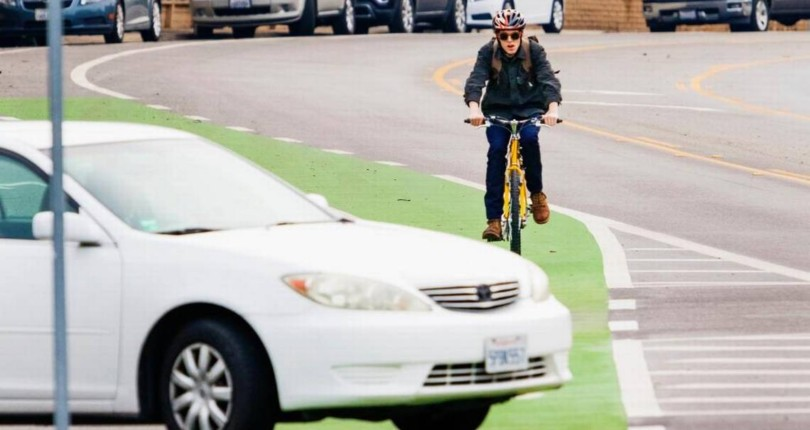 SLO Council to consider bike safety upgrades from downtown to Foothill Boulevard