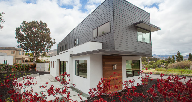 California's median home price just set a new record and SLO's is even higher