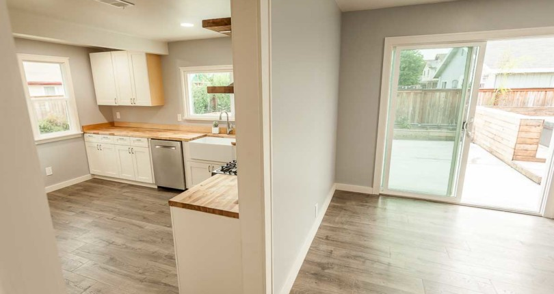 COMPLETELY REMODELED 3 bed/2 bath home near the beach