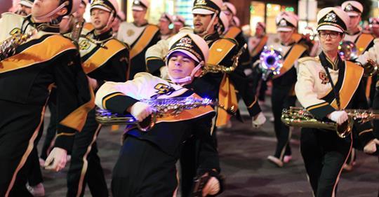 43rd Annual SLO Holiday Parade