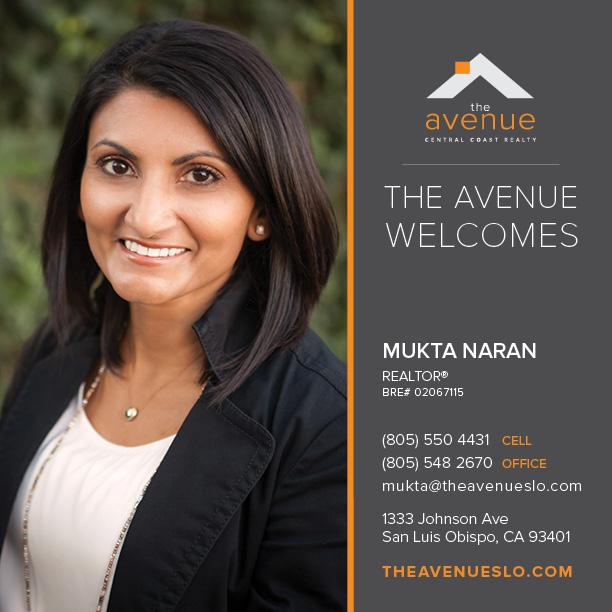 The Avenue Welcomes Mukta Naran