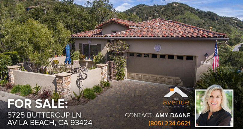FOR SALE: 5725 Butter Cup Ln, Avila Beach, CA 93424