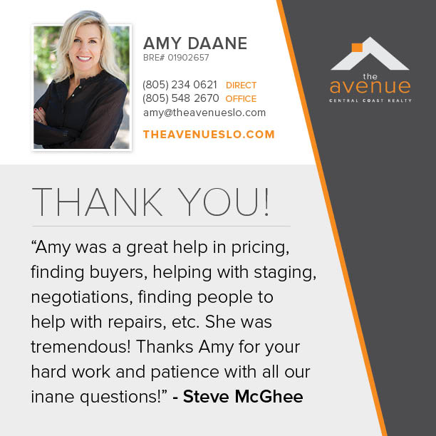 Latest Testimonial For Amy Daane
