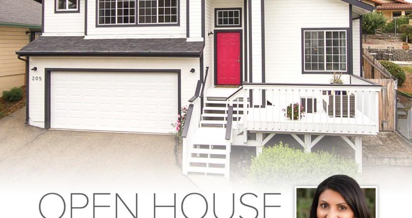 OPEN HOUSE – Roomy, Arroyo Grande Village-Adjacent Home