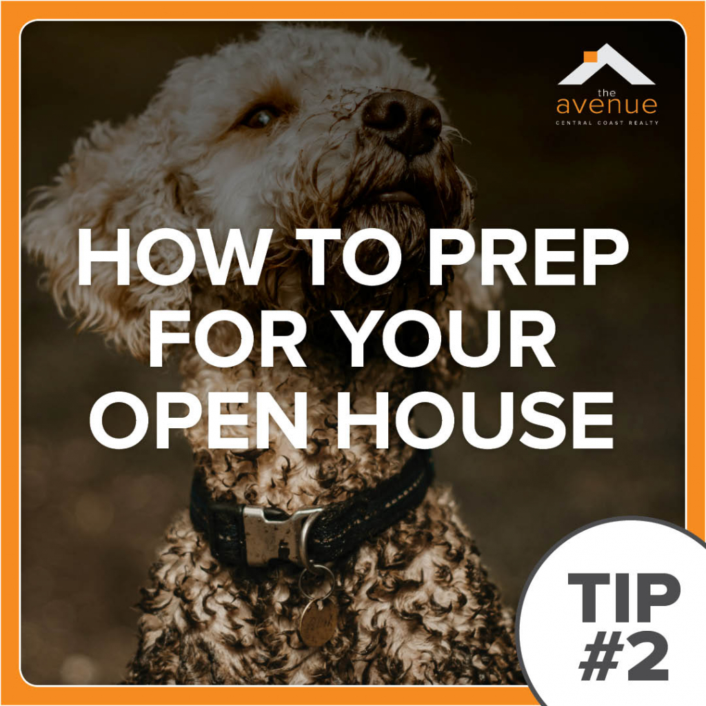 The Avenue Central Coast Realty - How to Prep for Your Open House #2