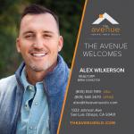 NEW AGENT Alex Wilkerson