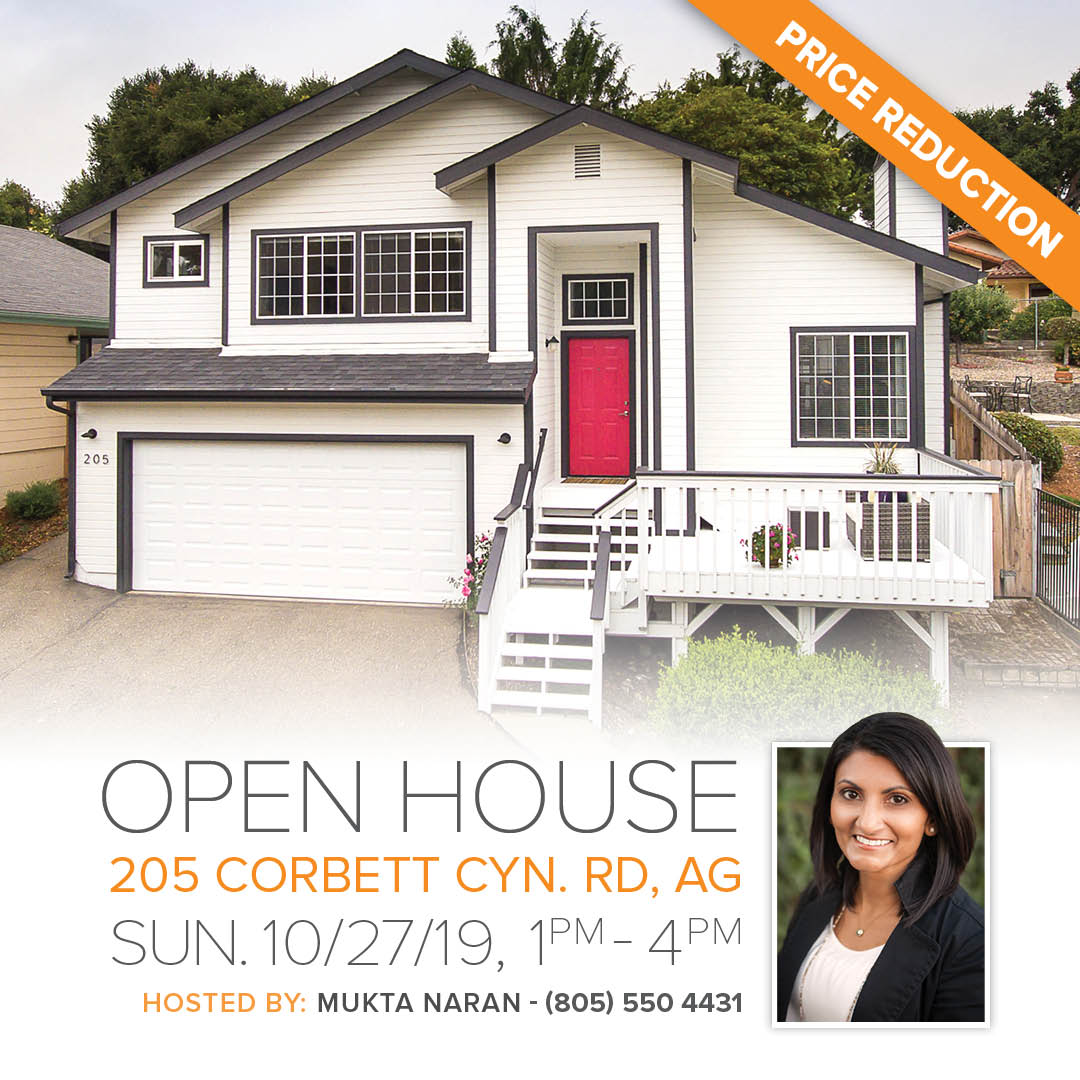 OPEN HOUSE this Sunday in AG