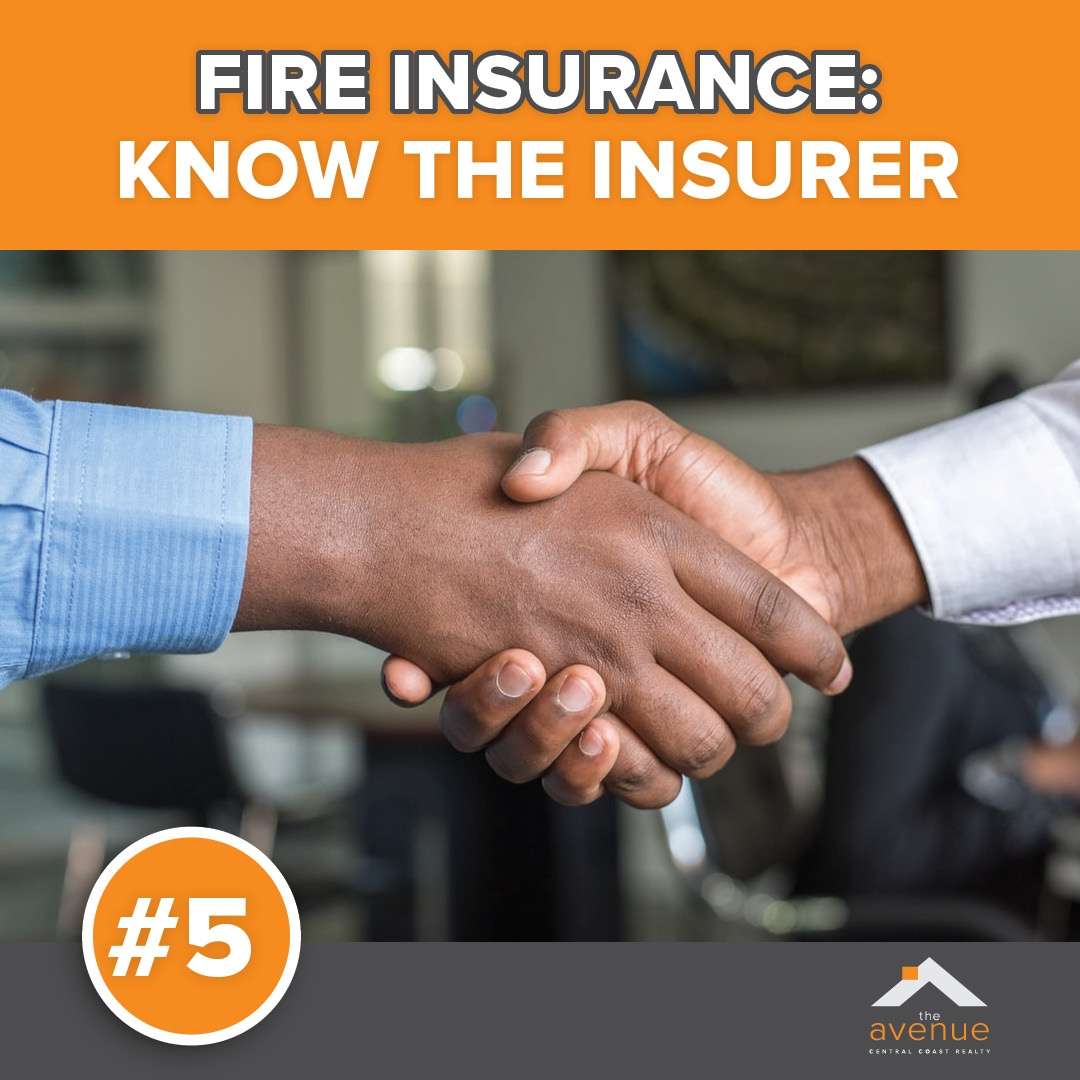 FIRE INSURANCE: Know the Insurer