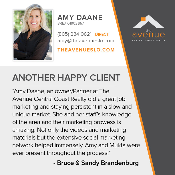 Another Happy Client-Amy Daane