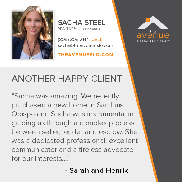 Another Happy Client-Sacha Steel