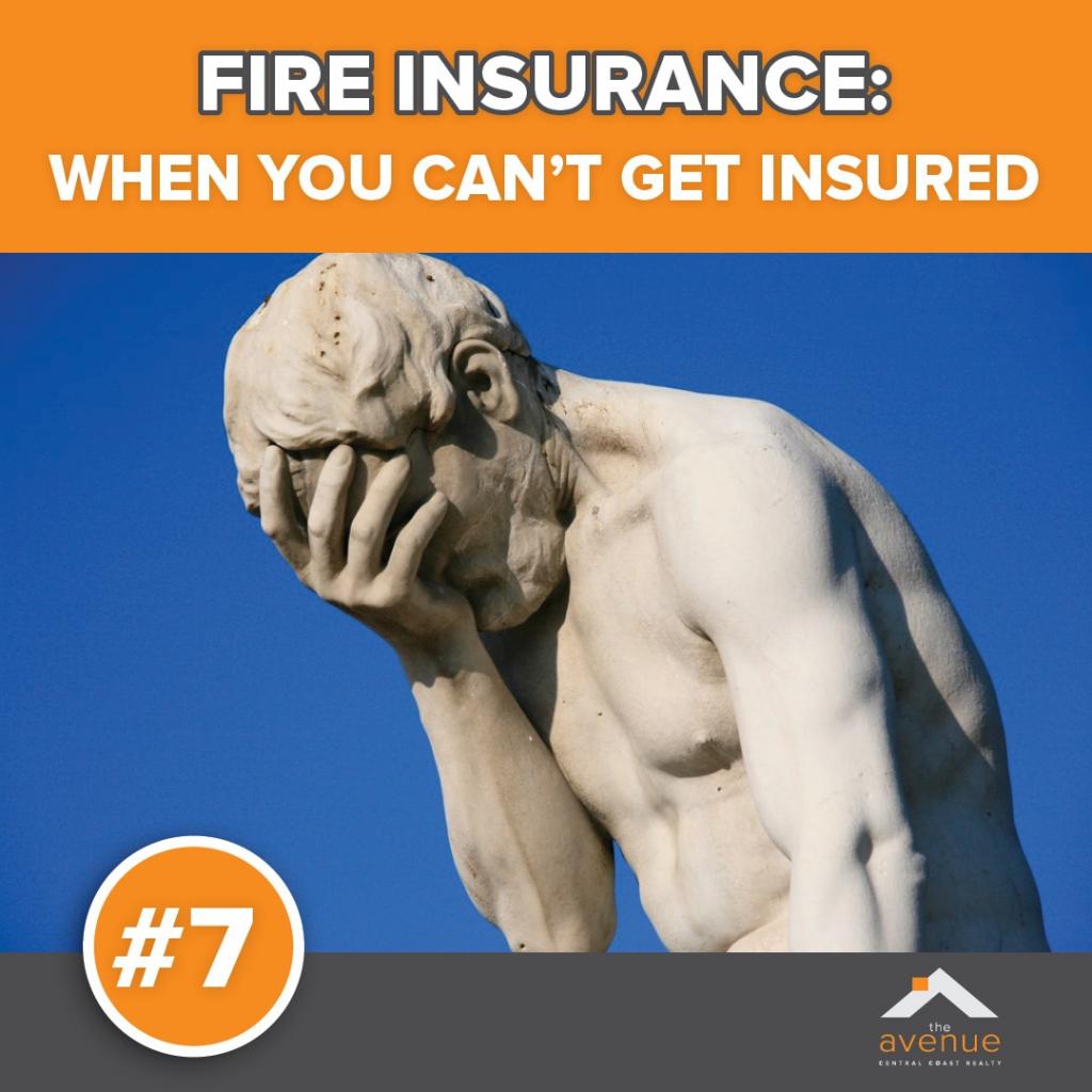 FIRE INSURANCE #7