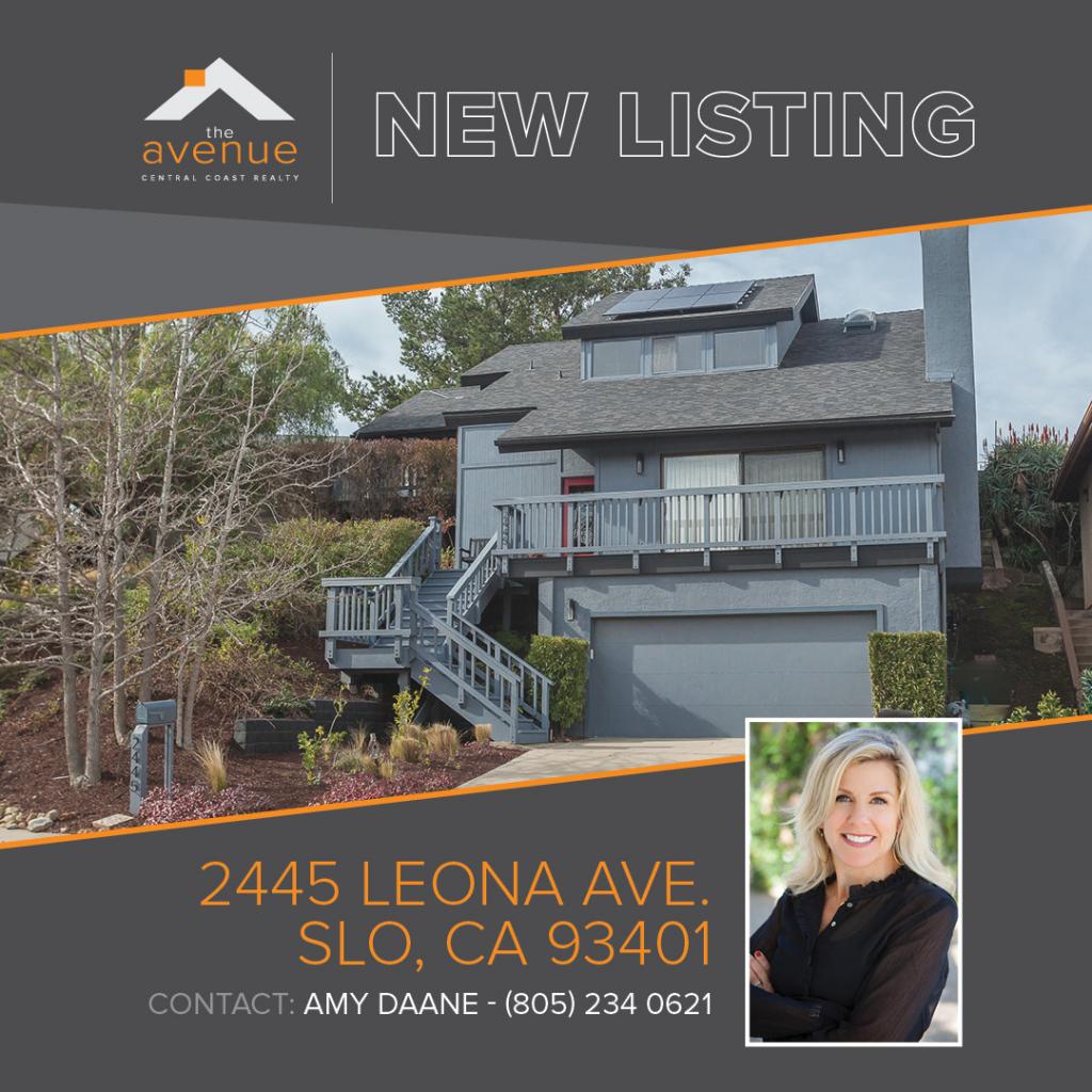 2445 Leona Ave, San Luis Obispo, CA 93401