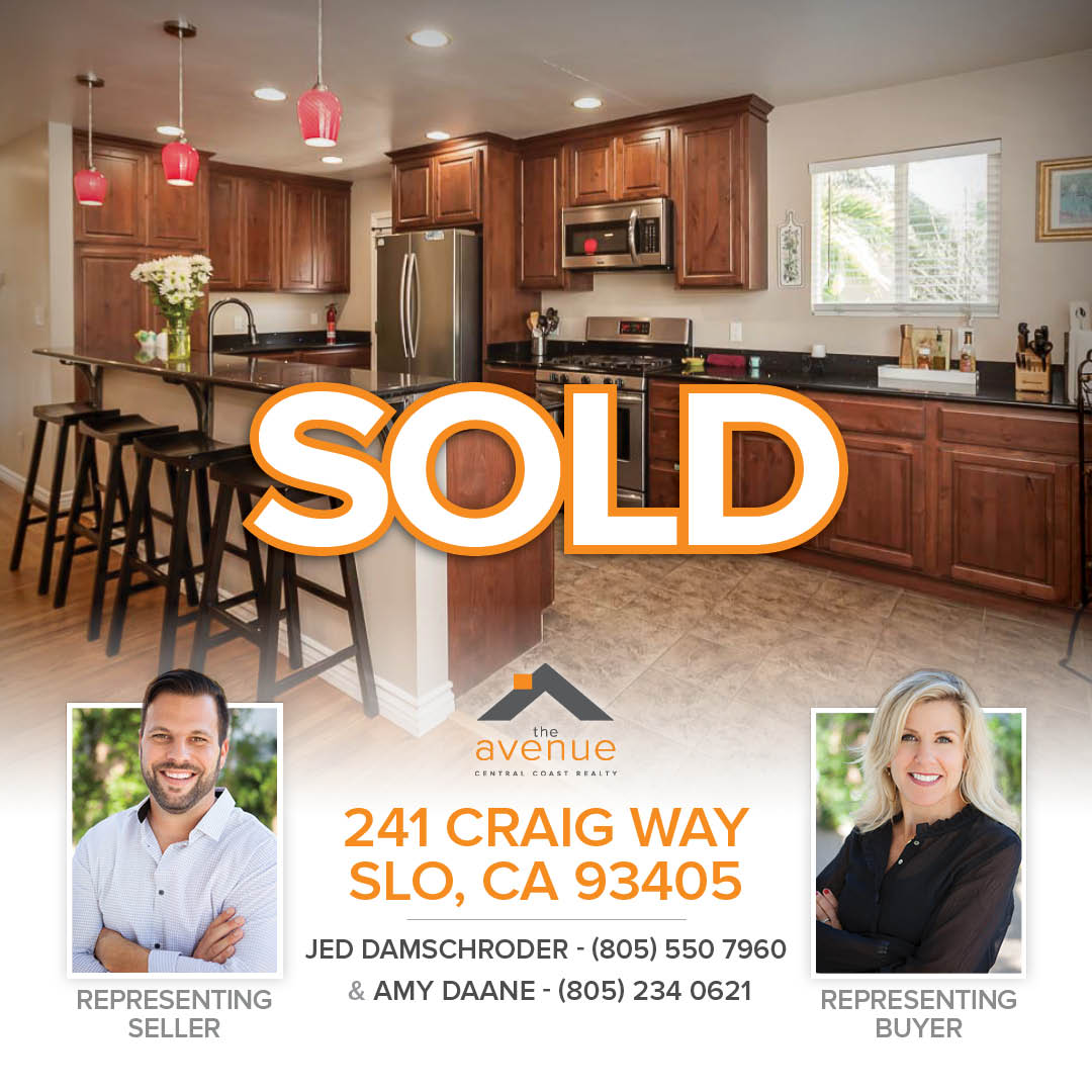 SOLD – Jed Damschroder and Amy Daane