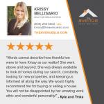 Testimonial - Krissy Bellisario
