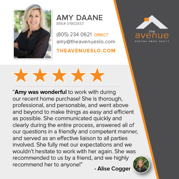New Testimonial for Amy Daane