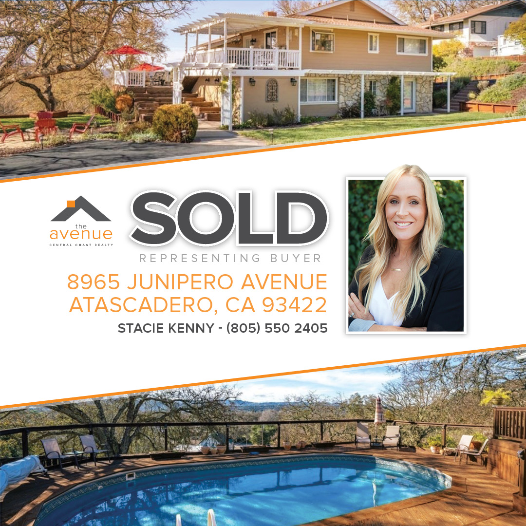 SOLD – Stacie Kenny