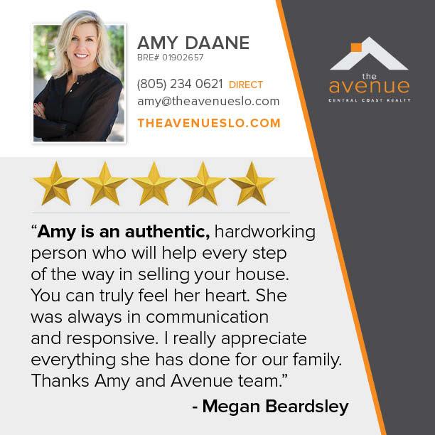 NEW Testimonial for Amy Daane