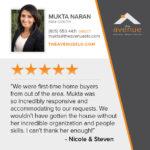 Testimonial for Mukta Naran