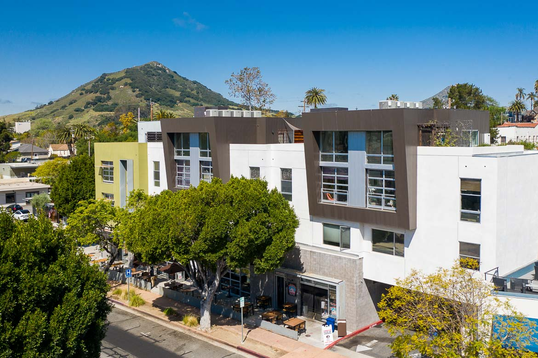 1308 Monterey St. #340, SLO, CA 93401 - Modern downtown SLO condo