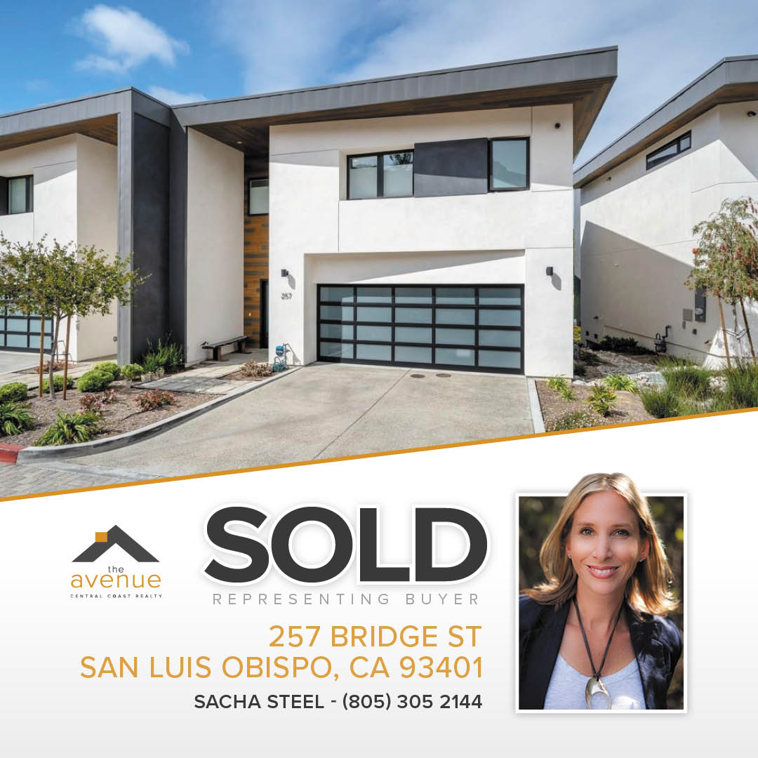 Another closing for Sacha Steel