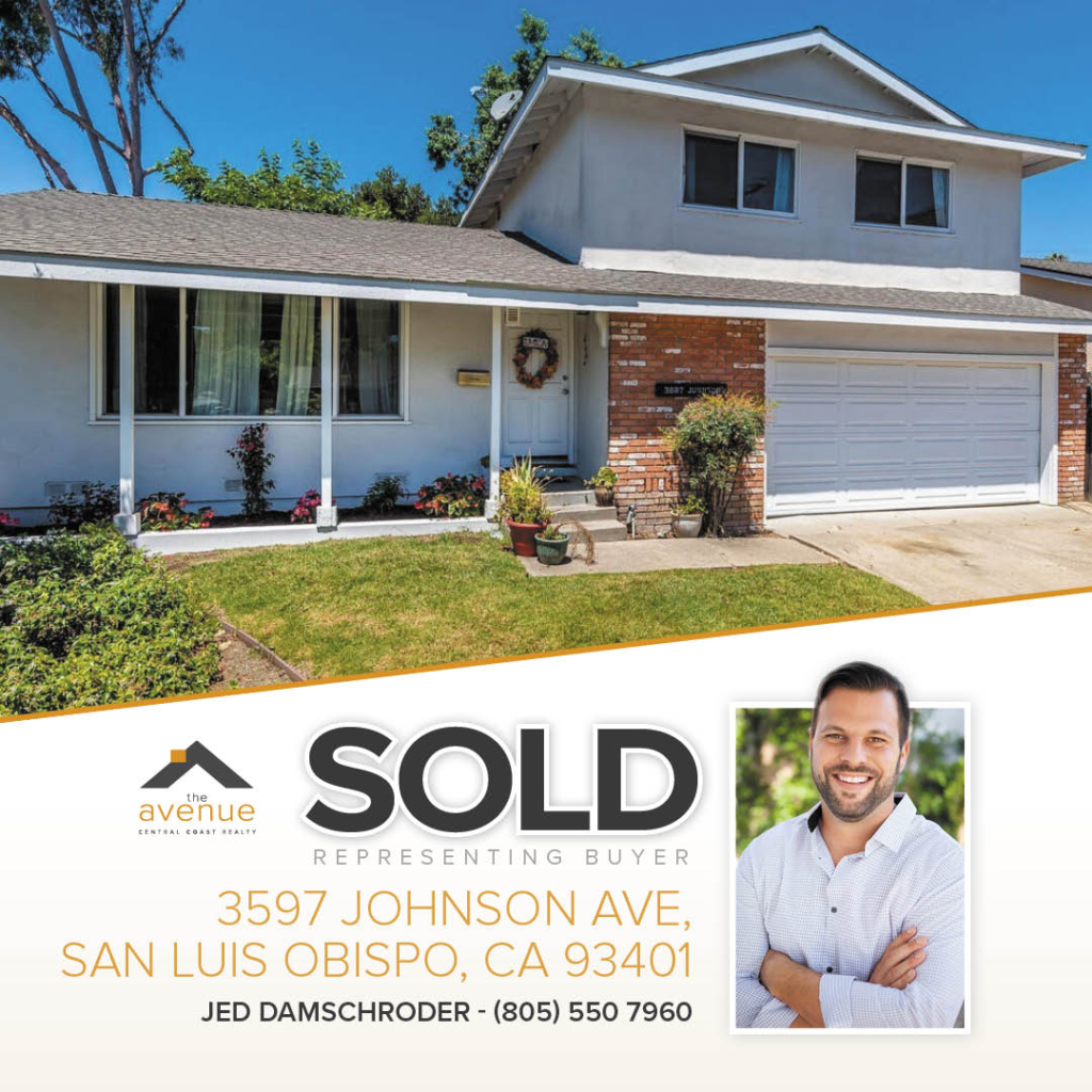 3597 Johnson Ave, San Luis Obispo, CA 93401
