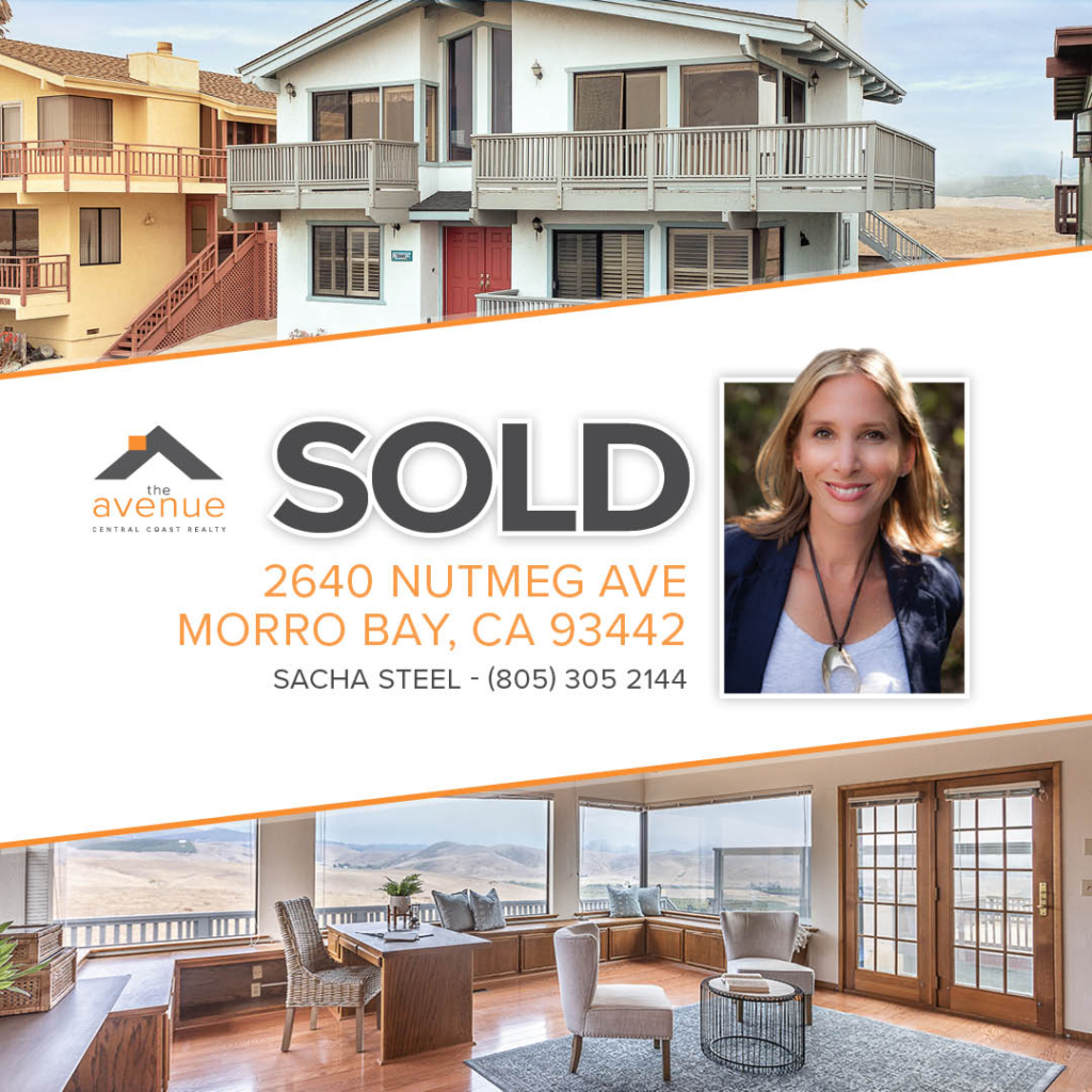SOLD Sacha Steel, The Avenue Central Coast Realty