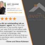 5-Star Testimonial for Amy Daane