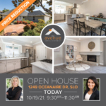 OPEN HOUSE 1249 Oceanaire Dr, SLO