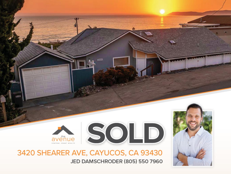 3420 Shearer Ave, Cayucos, CA 93430