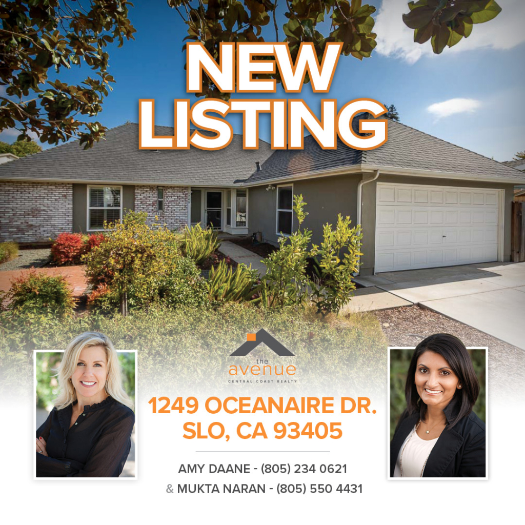1249 Oceanaire Dr, San Luis Obispo, CA 93405 – Laguna Lake